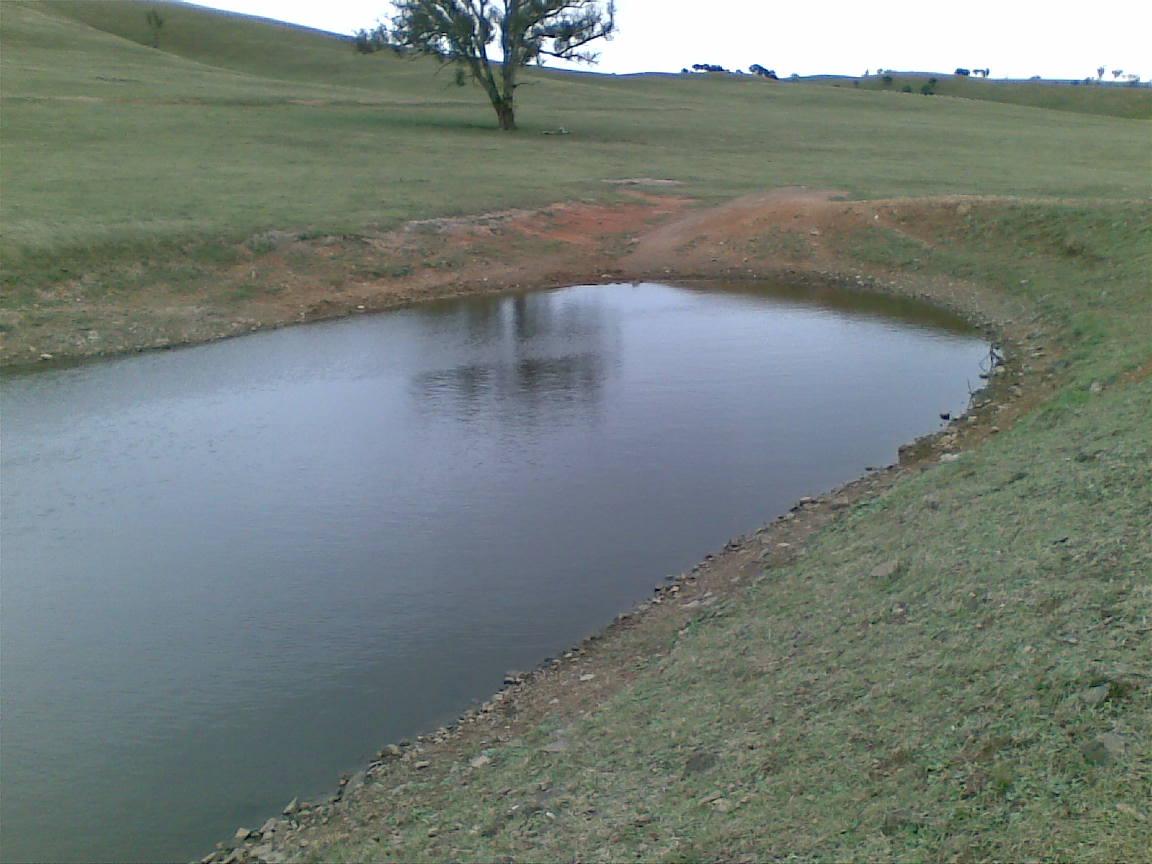 Dam Filling Up? Found A leak?