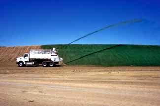 Polymer For Hyrdo-Seeding & Hydro Mulching