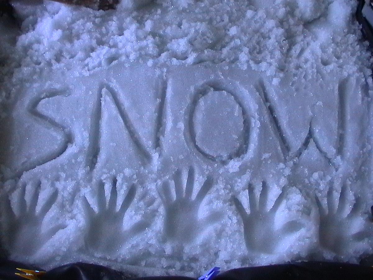 Fake Snow, Real Fun